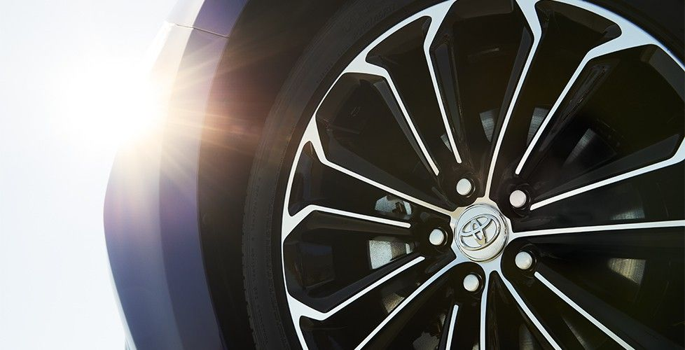 2015 Toyota Corolla Elevate your drive Toyota corolla
