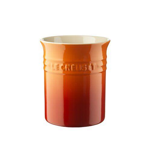 Utensil Holder Le Creuset Colour Oven Red Le Creuset Stoneware