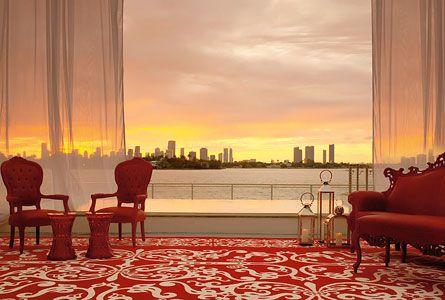 Miami- The Mondrian