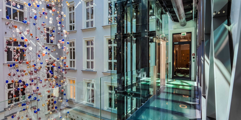 Boutique Hotel Warsaw Hotel Indigo Warsaw Nowy Swiat With