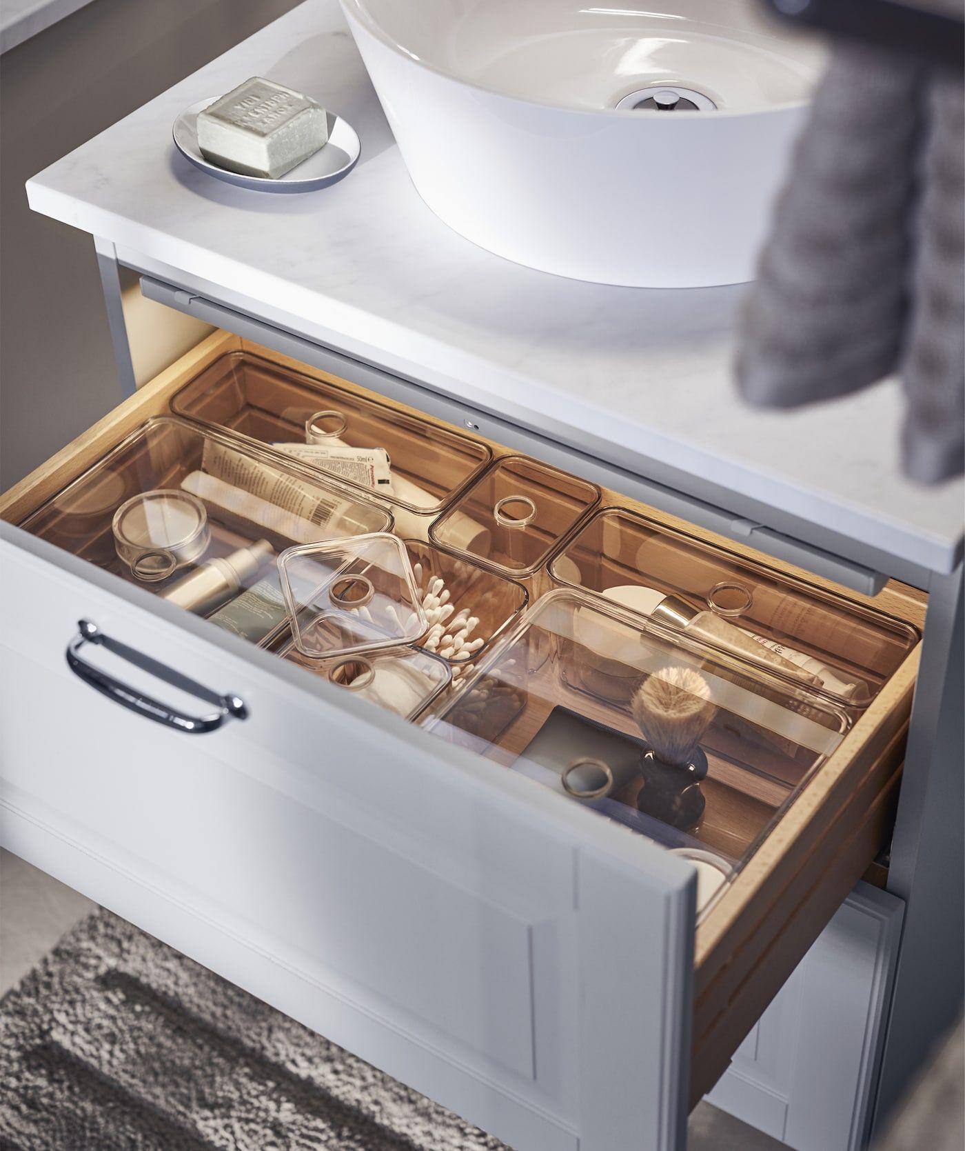 Personlichkeit Ordnung Zuhause Badezimmer Schrank Organisation Make Up Schublade Organisation Ikea Godmorgon