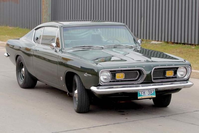 Where can you find a 1967 Barracuda for sale?