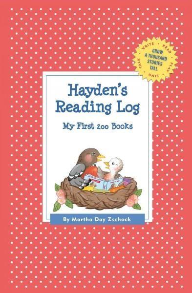 Hayden's Reading Log: My First 200 Books