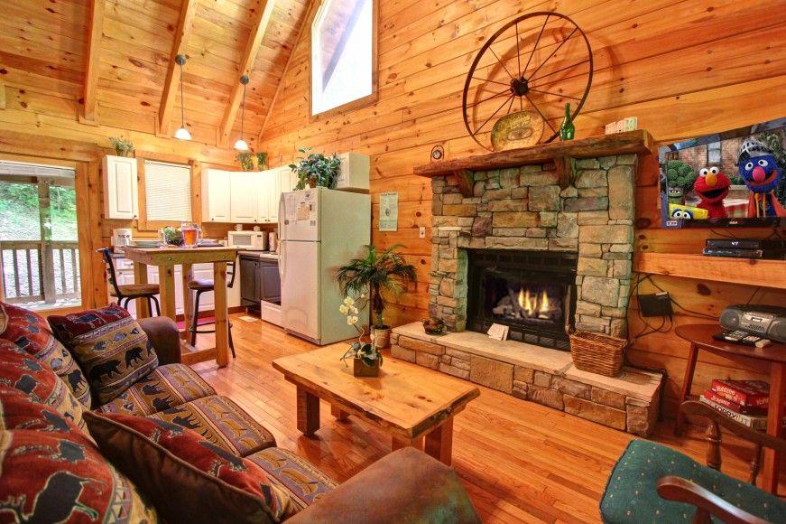 DREAMCATCHER 1 Bedroom Cabin Rental in Sevierville (With