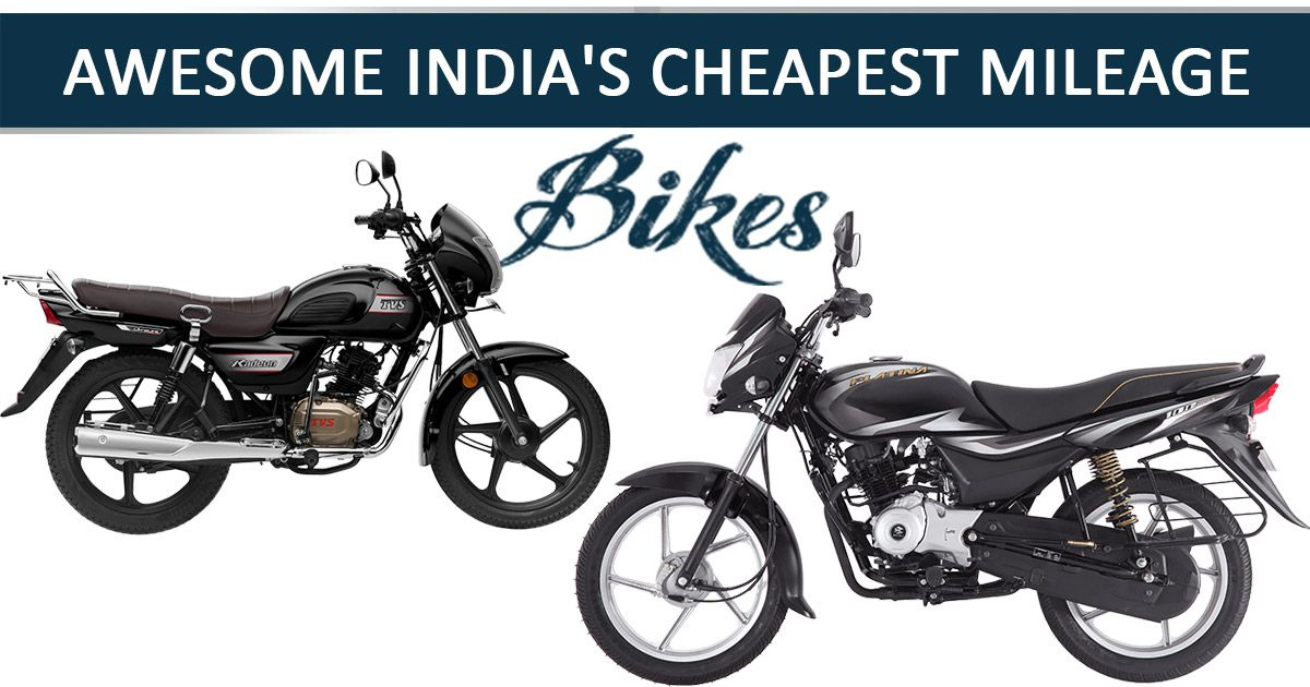 10 Best Mileage Bikes In India Under 60 000 With Images Bike