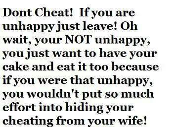Cheating Spouse • Body, Mind, Soul