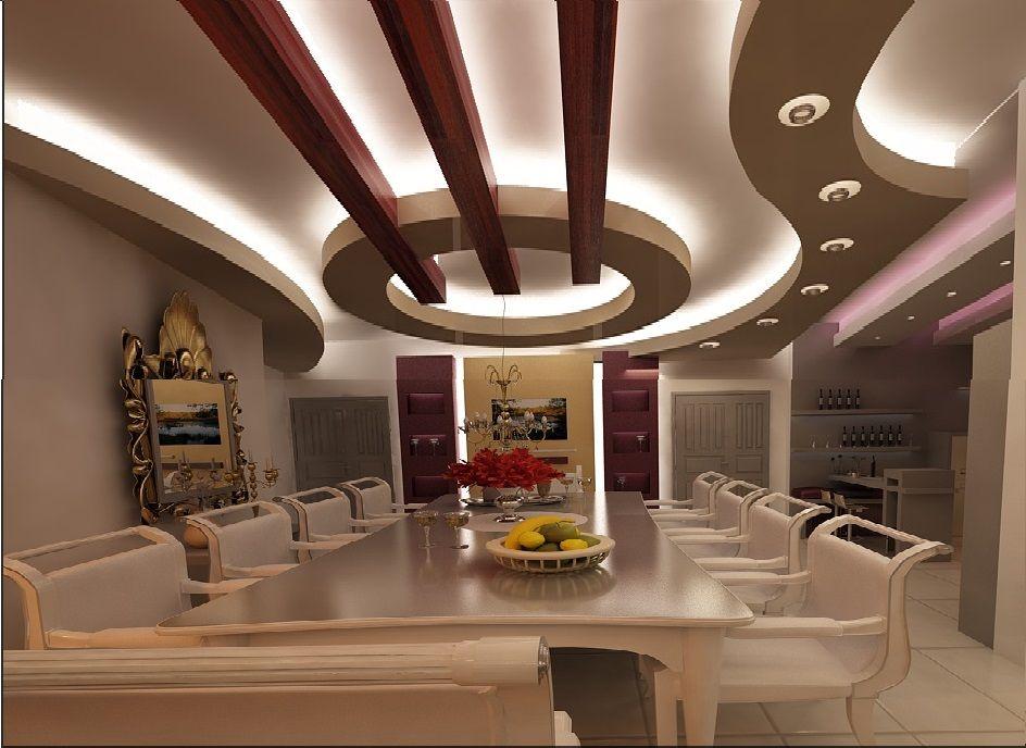 Top 100 Gypsum Board False Ceiling Designs For Living Room