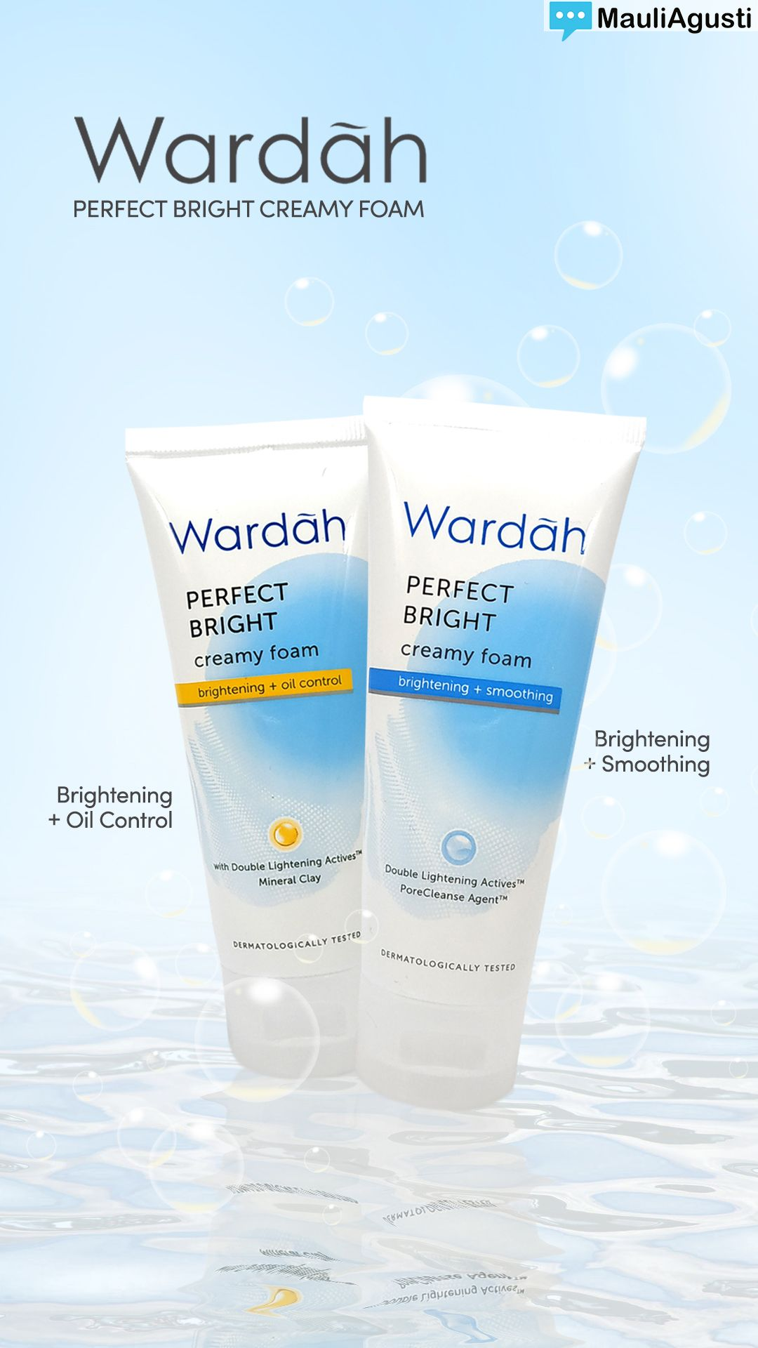 Wardah Perfect Bright Lightening Moisturizer Cocok Untuk Kulit Berjerawat