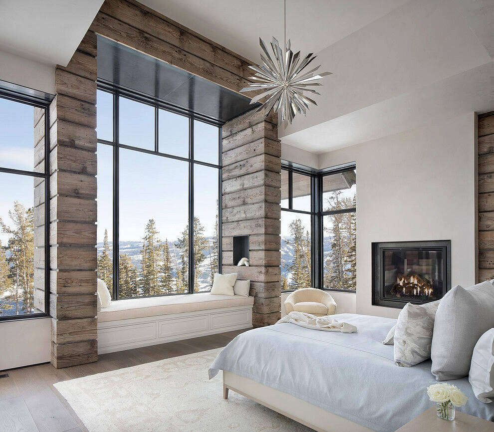 Modern Ski Home by Locati Architects | Home, Modern ...