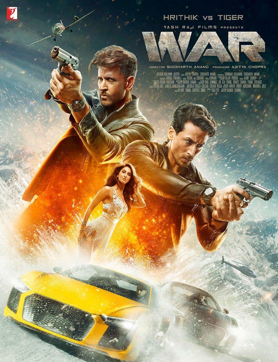 Download & Watch War (2019) Full HD Hindi Movie Online.