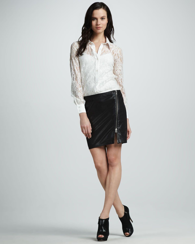 http://ncrni.com/haute-hippie-lace-buttondown-blouse-asymmetriczip ...
