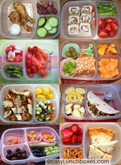 Food School Lunch Box