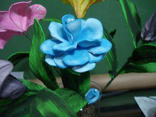 justVa : Flores de E.V.A