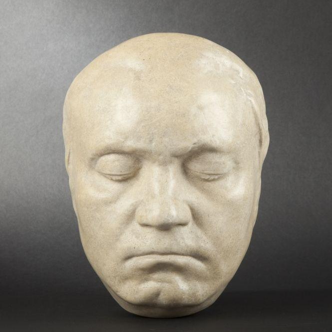 Bien-aimé Masque mortuaire Beethoven | Masques mortuaires | Pinterest  KQ02