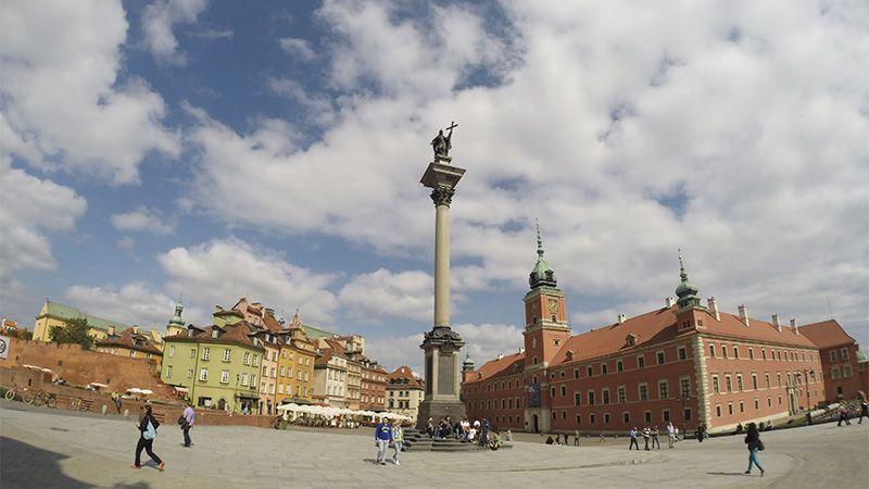 Qué Ver En Varsovia 15 Mejores Lugares Dos Mochilas En Ruta Varsovia Varsovia Polonia Viajes
