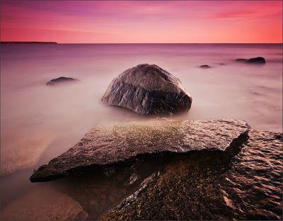 ياله من كون عجيب مناظر طبيعية تأسر القلوب Outdoor Waves Art