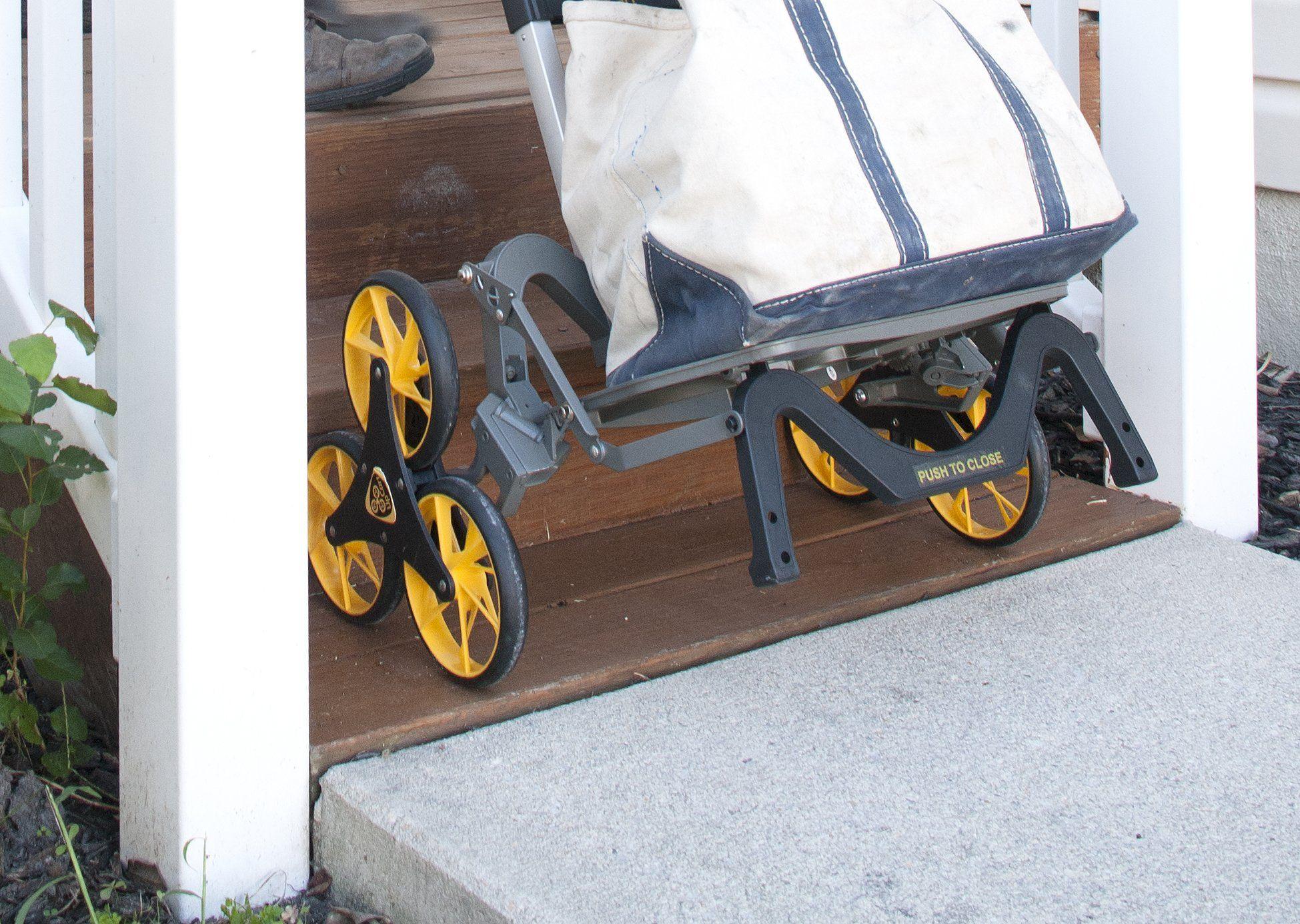 215d682f889b Amazon.com - Upcart - The All-terrain Stair Climbing Folding Cart ...