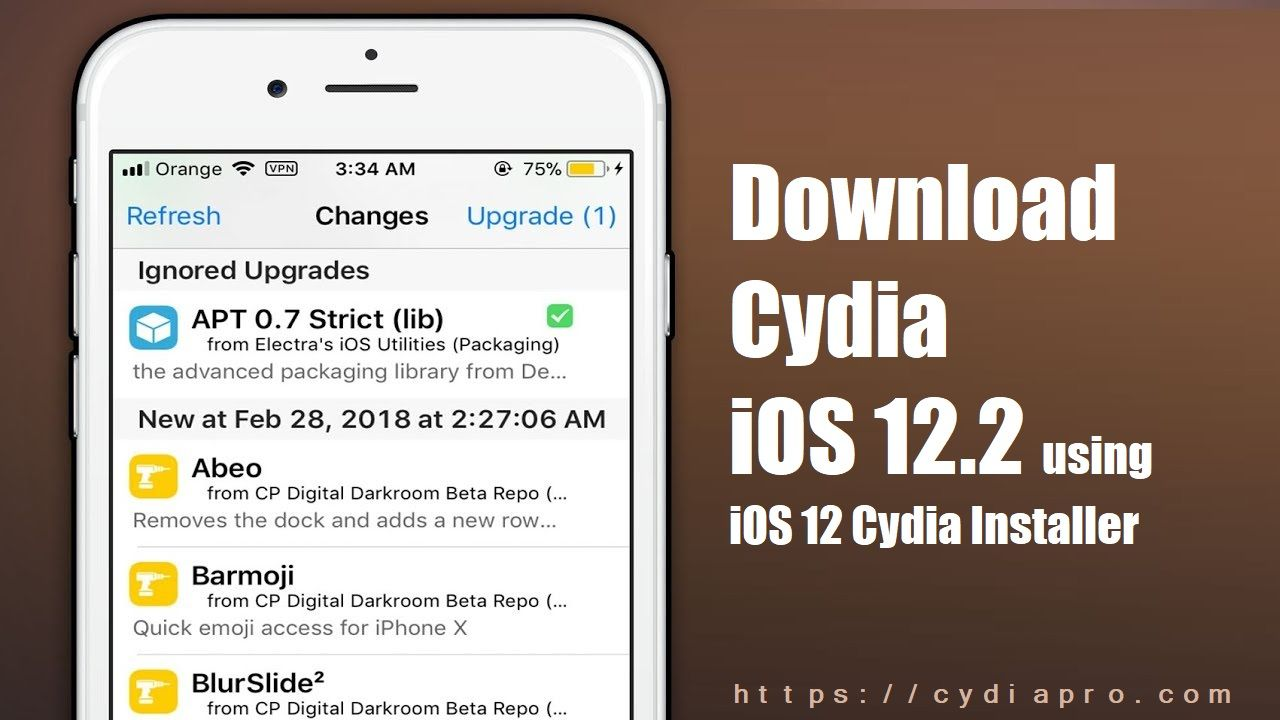 This Is The Method That Apple Users Can Use To Get Cydia Ios