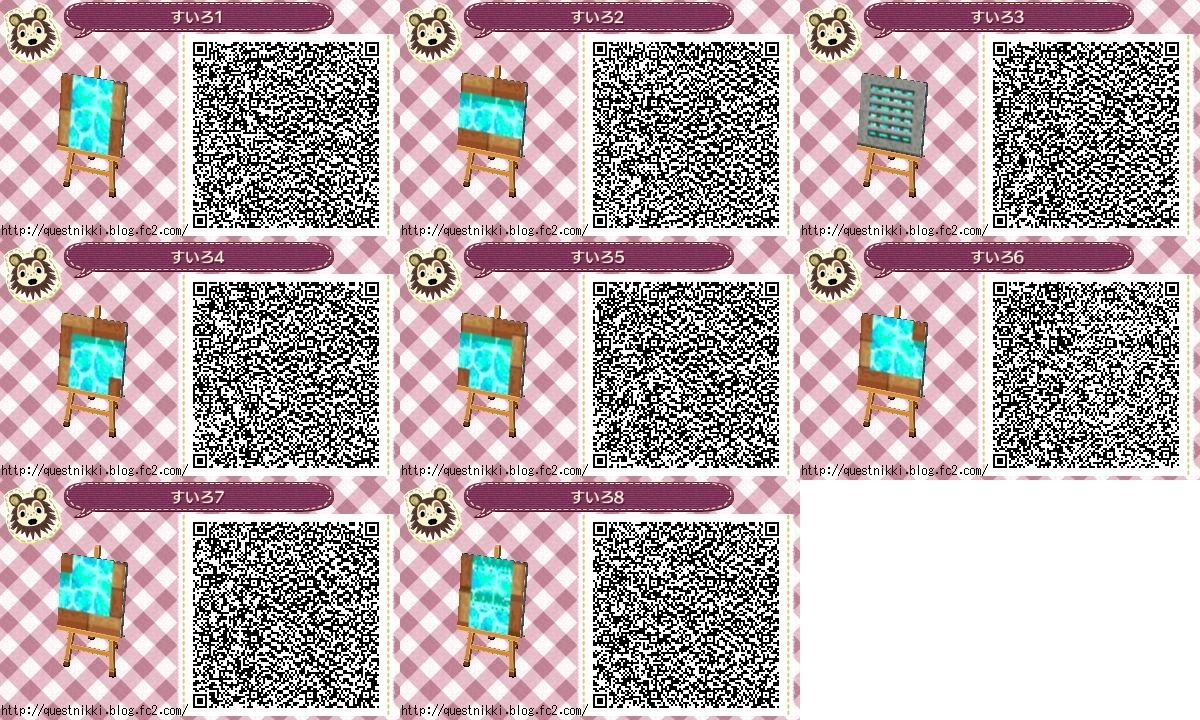 1000 Images About QR Codes For Animal Crossing On Pinterest