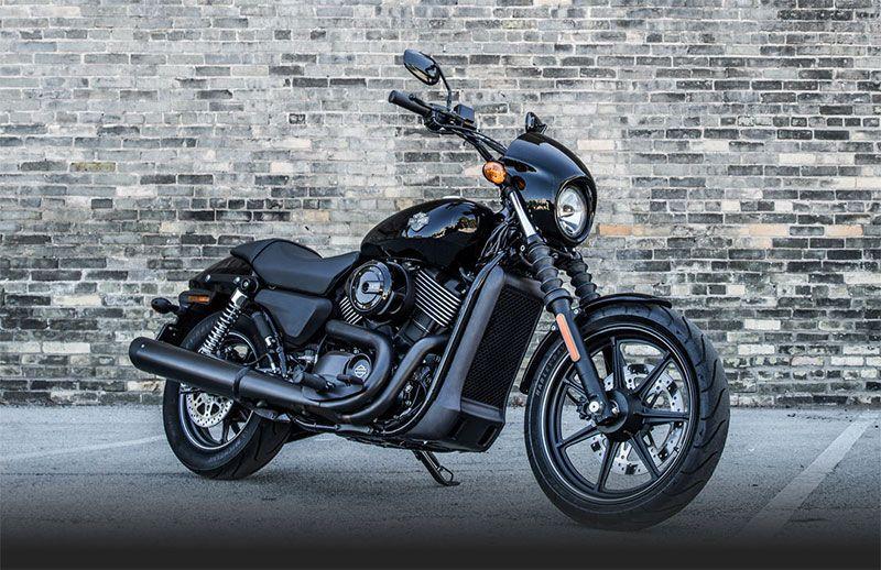 Harley recalls 10.5k Street 500 and 750 models Harley