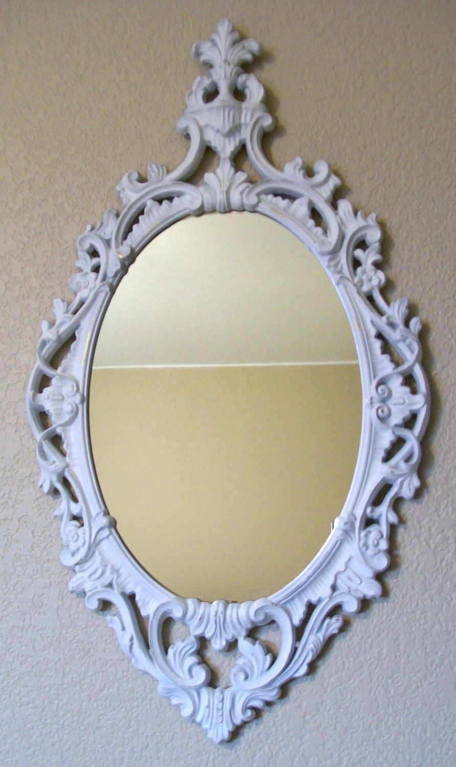 Mirror for bathroom or chalkboard for kitchen! By Shabby McFabby