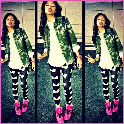 Poll: Do You Like Zendaya Coleman's Style July 24, 2012