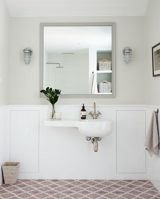 Justine Hugh Jones Design Bathrooms Moroccan Tiles Moroccan Tile Floor Moorish Tiles