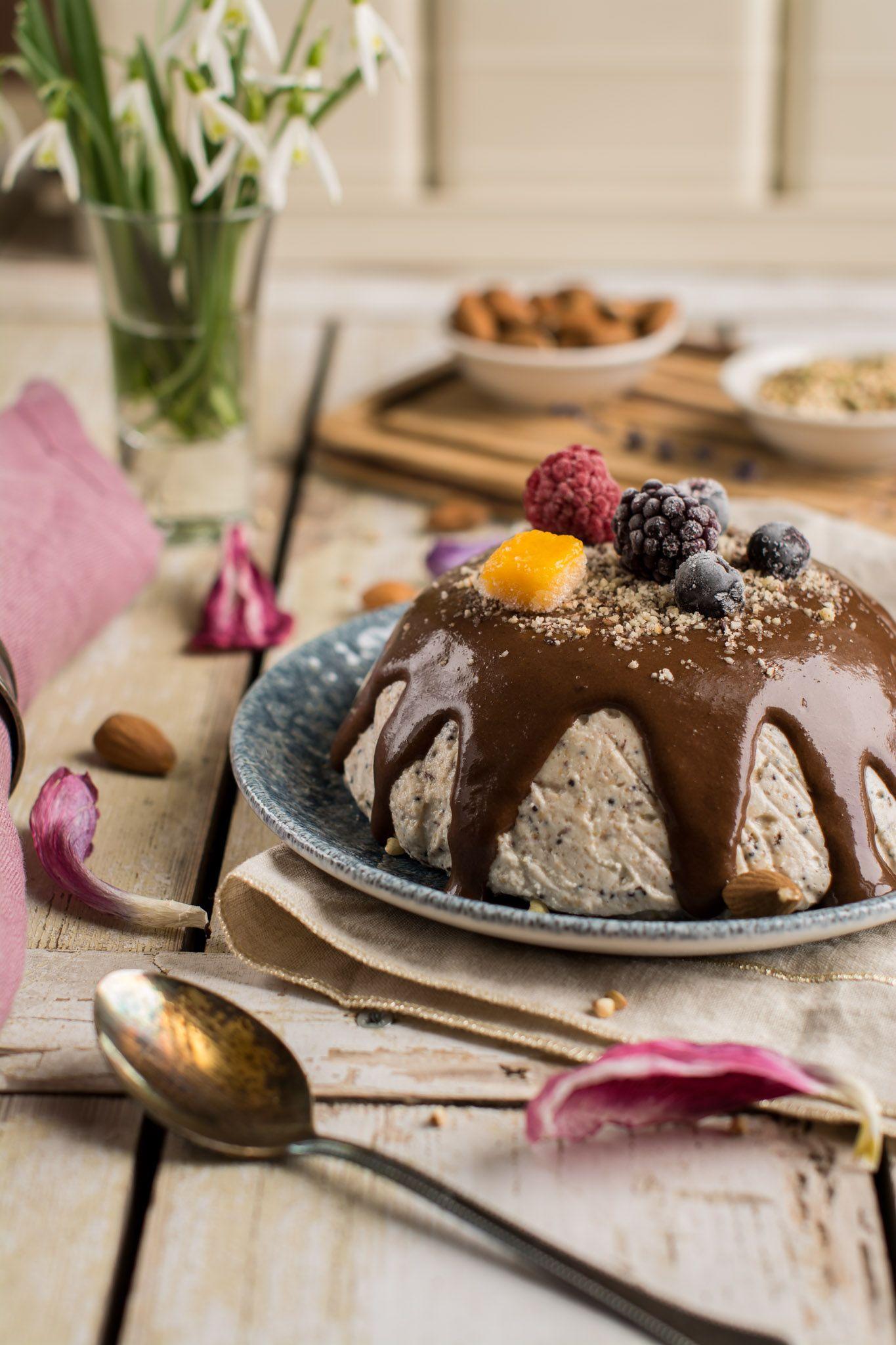 Raw Easter Cheesecake Pascha Vegan Gluten Free Candida Diet