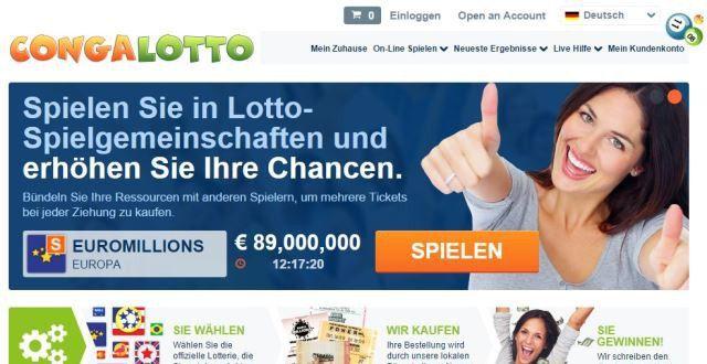 Lotto Spielgemeinschaft Test