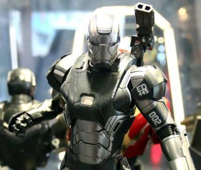 Hot Toys Reveals More Avengers: Age of Ultron Figures Including War Machine Mark II! - ComingSoon.net
