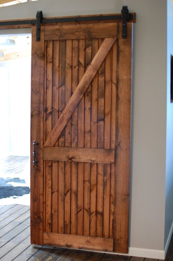 Barn Door Rustic Sliding Door, Sliding Barn Doors, Interior Doors,  Conference Room Doors