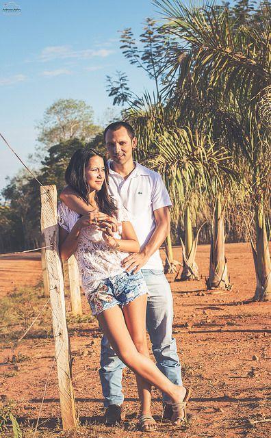 Ensaio Ana Claudia e Reginaldo