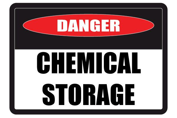 Chemical Storage Signs Chemical Hazard Signs Hazard Sign Beware Sign Printable Signs