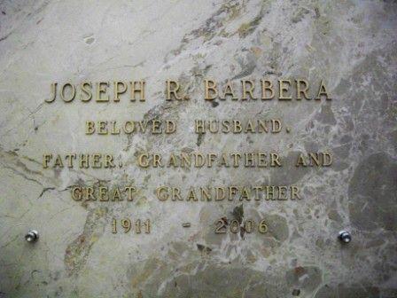Joe Barbera - Find A Grave Memorial
