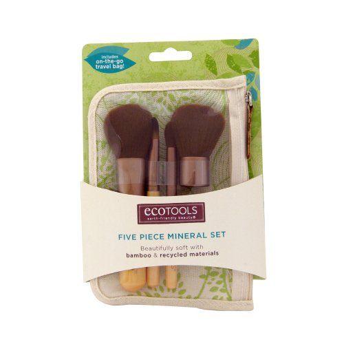 EcoTools MINERAL 5pc Make Up Brush Travel Set 1213 EcoTools http://www.amazon.com/dp/B001EM1BBK/ref=cm_sw_r_pi_dp_nitKtb1RGW10ZNW2