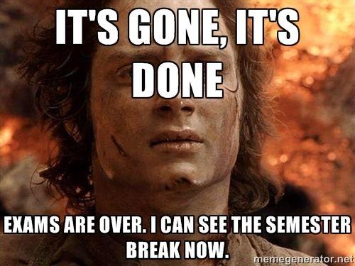 end of semester meme - Google Search   Teaching memes ...