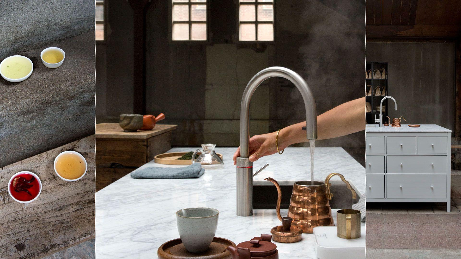 Quooker Wasserhahn Der Kochend Wasser Hahn Fur Ihre Kuche Wasserhahn Kuche Hahnchen