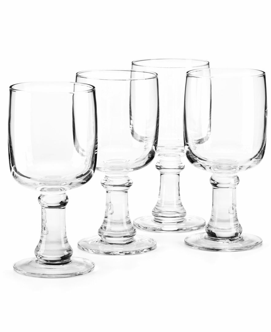 Closeout Dansk Suvi Set Of  Red Wine Glasses  Products