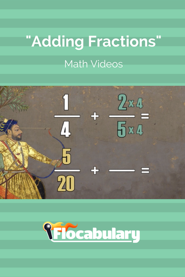 Adding and subtracting fractions is a multi-step operation. First ...