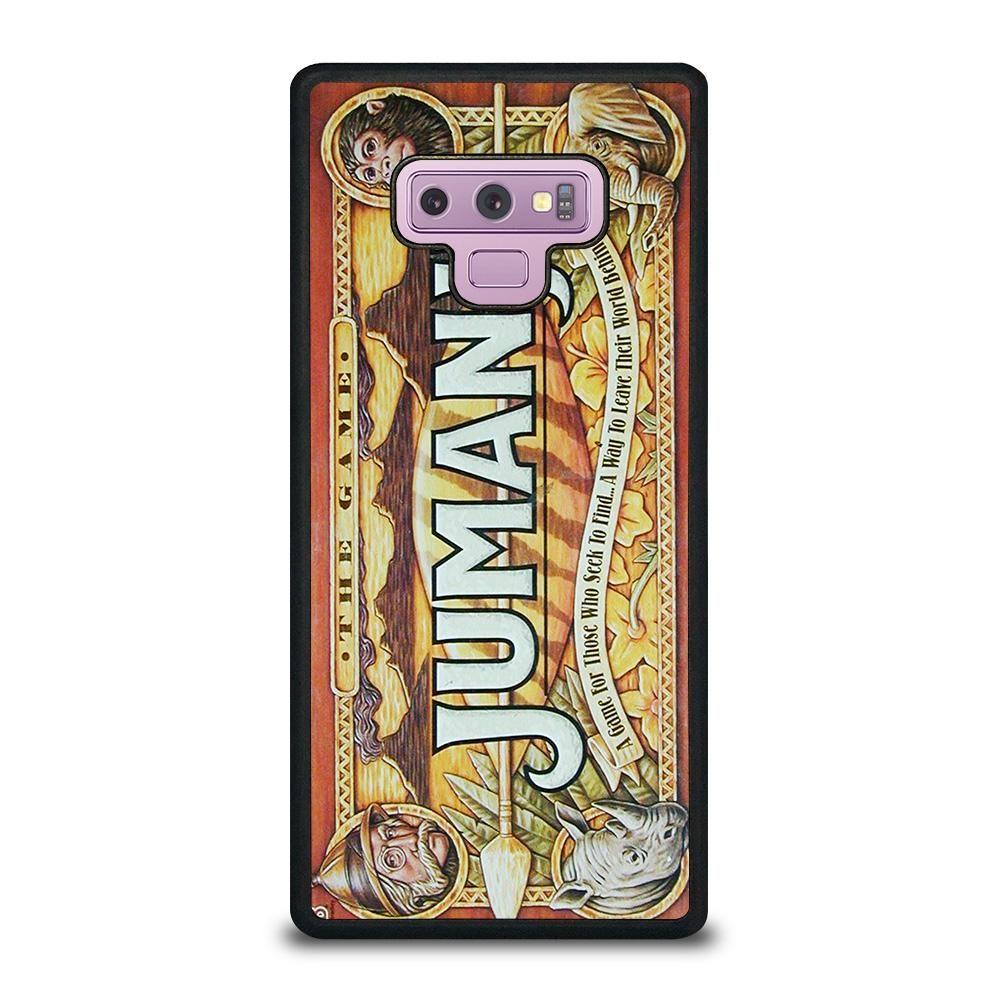 d627107c2ca0 JUMANJI BOX PLAY BOARD Samsung Galaxy Note 9 Case Cover di 2019 ...