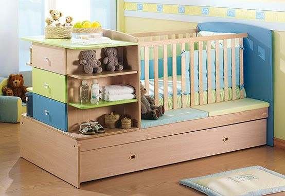 Practical and Functional Furnitures for Baby Nursery and Kids Room ...