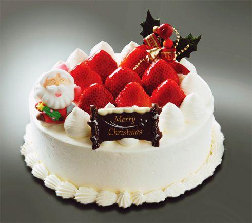 japanese christmas cake | Tumblr