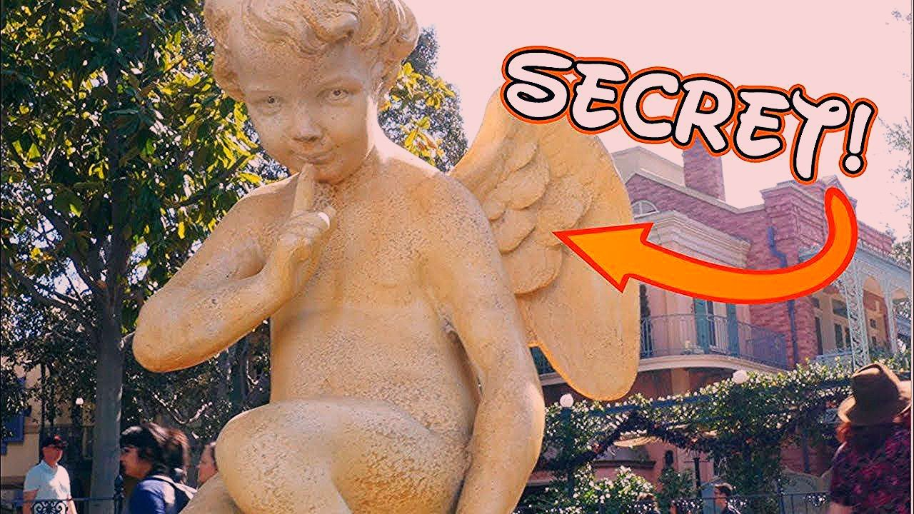 Photo of Disneyland's Hidden Wifi Statues! Disney Park Secrets – DIStory Minnie Ep. 1! Disney Park History