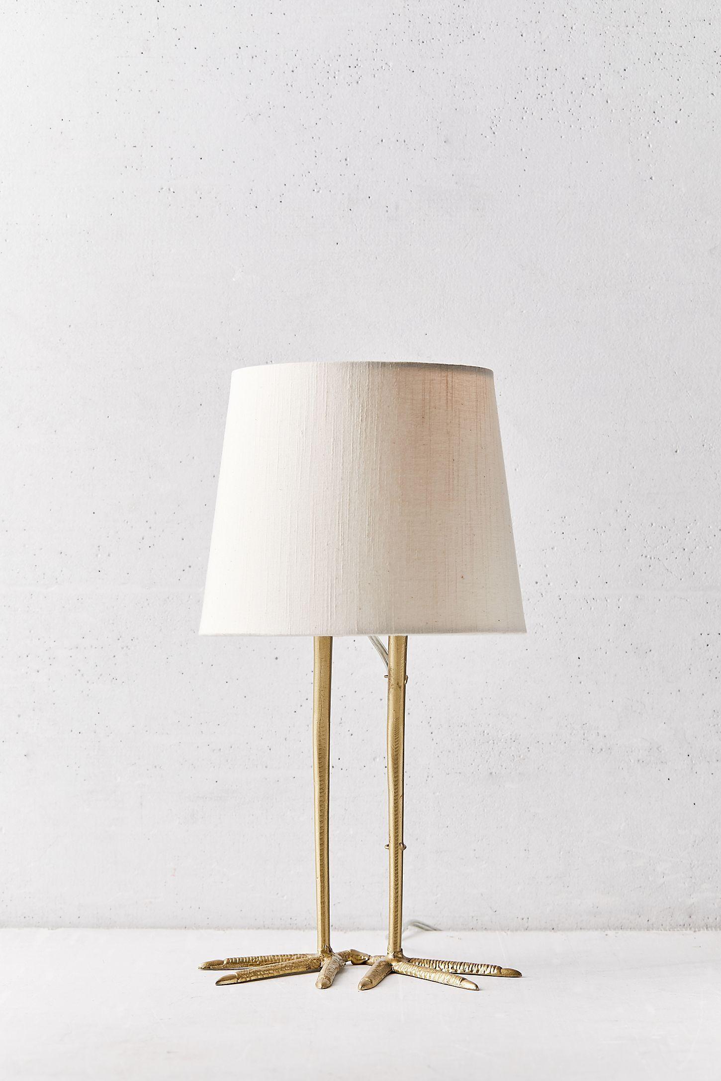 Slide View 4 Birdy Metal Table Lamp Homedecorideaspaint Lampentisch Moderne Lampen Industrie Stil Lampen