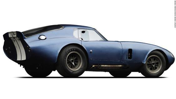 The History Of The First Daytona Cobra 95 Customs Daytona Coupe Shelby Daytona Shelby Cobra