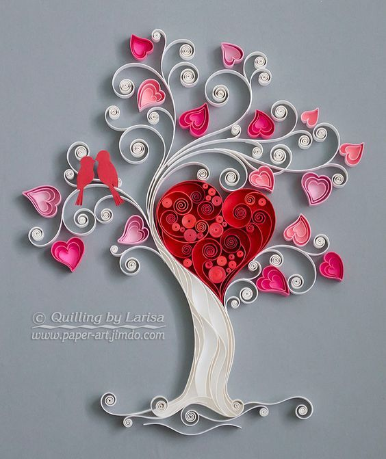 quilling designs for beginners  Hledat Googlem  quilling