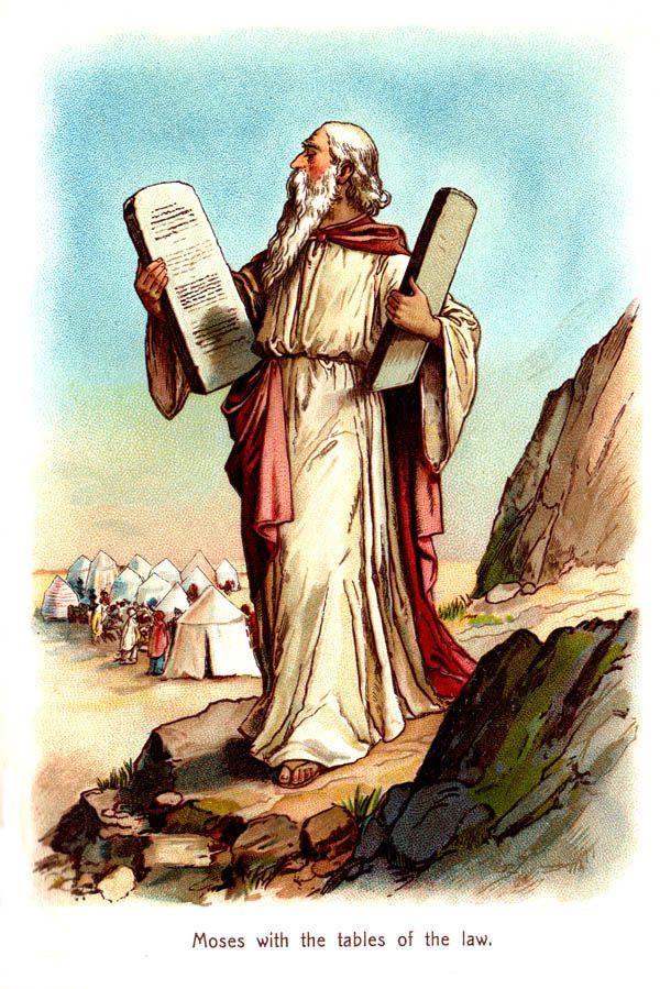 Moses Illustration