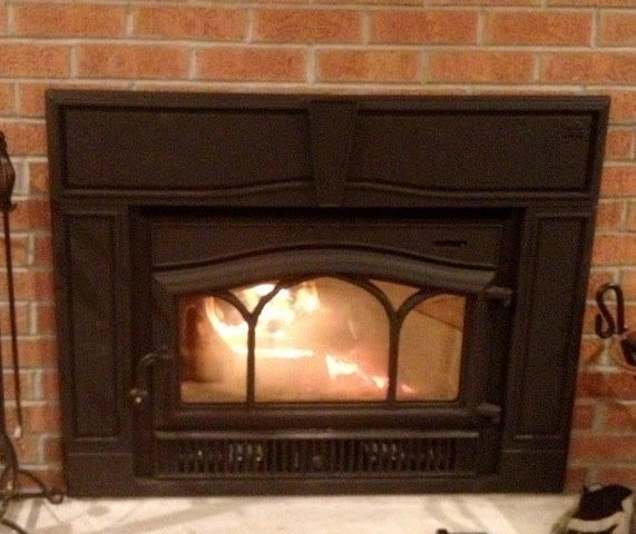 Jotul Wood Insert By Rfs Fireplace Stores Dream Family Room