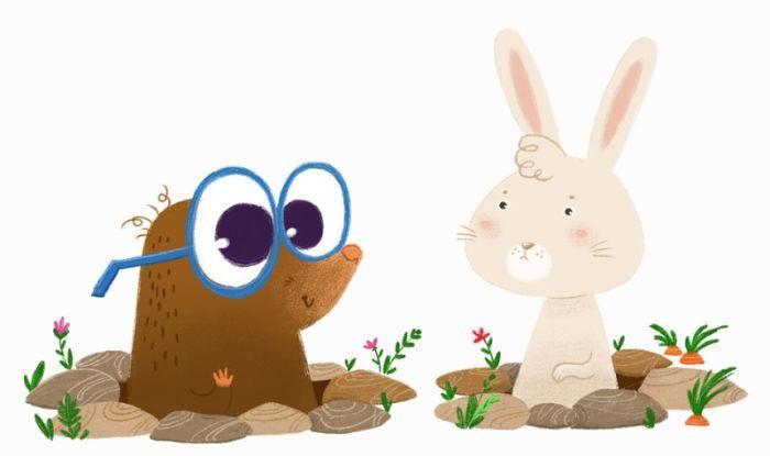 Little Mole And Rabbit | 동물
