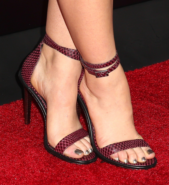 Dani Jensen Shoe Size